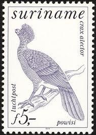 DG Suriname Stamps 2